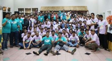CMP Employee Gathering Goes To Anyer 2017