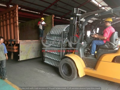 PROSES LOADING PROJECT PALEMBANG